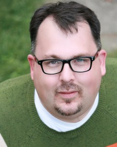 My first professional headshot, courtesy of Dallas Padoven Photography