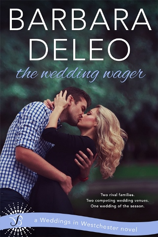 THE WEDDING WAGER by Barbara DeLeo: Excerpt & Giveaway