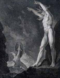 Henry Fuseli - Satan