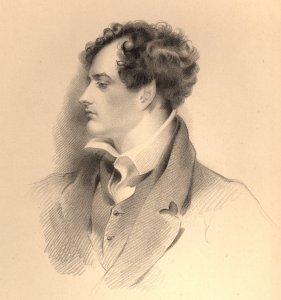 H. Meyer, after G. H. Harlow, Portrait of George Gordon Byron (Lord Byron) (1816)