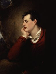 Richard Westall, George Gordon Byron, 6th Baron Byron (1813)