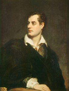 Lord Byron by Thomas Phillips (1814)