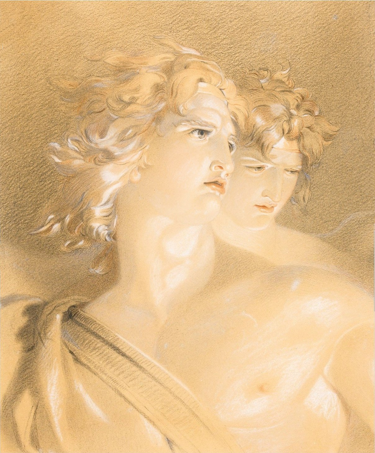 page  sir thomas lawrence two fallen angels ca 1797