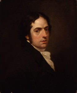 Edward Dayes, Self-Portrait (1801)