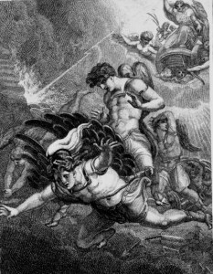 Paradise Lost, Book VI (ca. 1799)