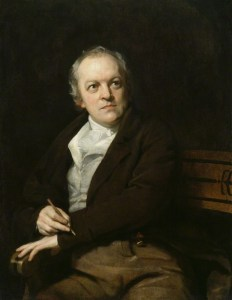 Thomas Phillips, Portrait of William Blake (1807)
