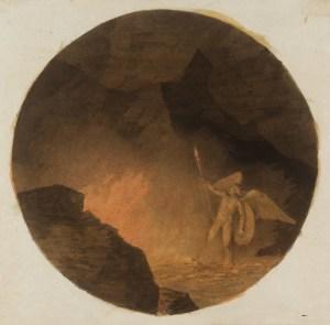 Satan Summoning His Legions (1776)