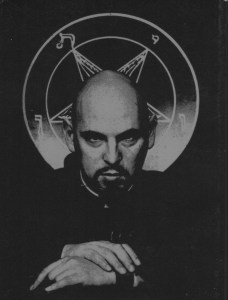 Anton Szandor LaVey (1930–1997), founder of the Church of Satan and author of The Satanic Bible