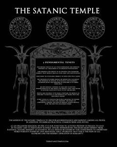 "The Satanic Temple's ""7 Fundamental Tenets"""