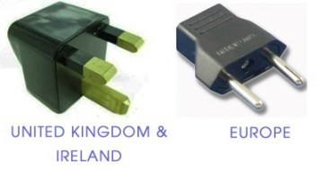 europe adapter