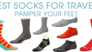 best-hiking-socks-travel