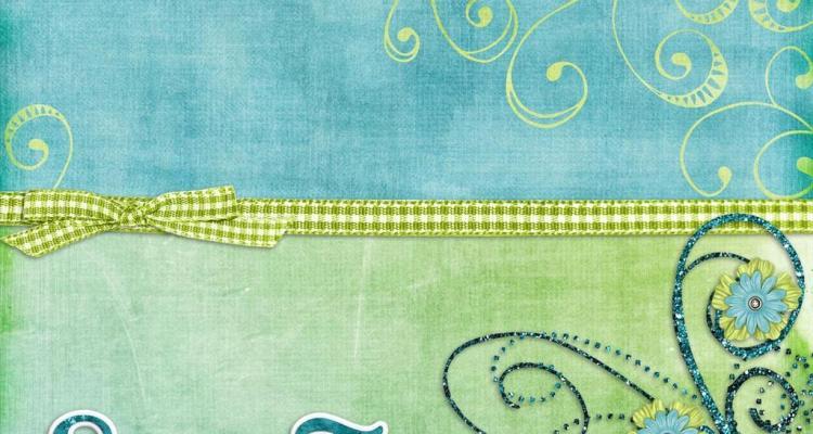 summer-fun-swirly-pattern c/o LayoutSparks.com