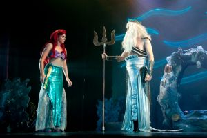 The Little Mermaid, The LOT, Photo: Seanna Kennedy