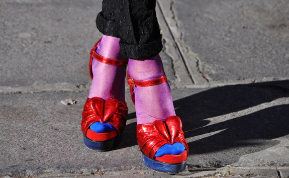 marcjacobshearts Trend Spotting: TIGHTS AND TOES   The Sche Report / Margaret Sche