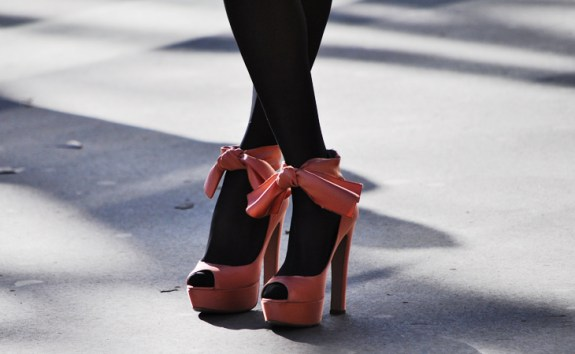 pradaplatform Trend Spotting: TIGHTS AND TOES   The Sche Report / Margaret Sche