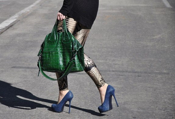 tommy ton for style com FALL 2010: GO GREEN   The Sche Report / Margaret Sche