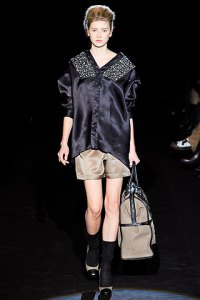 TOP FALL 2010 TRENDS:  #6 SHORTS   The Sche Report / Margaret Sche