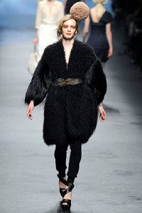 TOP FALL 2010 TRENDS:  #4 COATS   The Sche Report / Margaret Sche