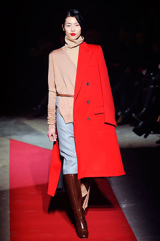 00170m HOW TO WEAR RED FOR FALL 2010   The Sche Report / Margaret Sche