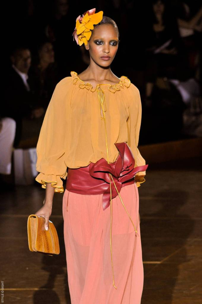 TOP 5 PICKS:  NYC SPRING/SUMMER 2011 COLLECTIONS   The Sche Report / Margaret Sche