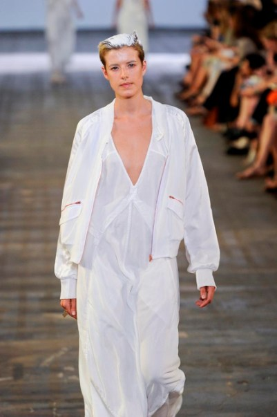 4 1284488862 PAINT BY NUMBER  Alexander Wang and Altuzarra set a new Hair trend   The Sche Report / Margaret Sche