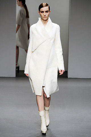 calvin klein 2 NYC FASHION WEEK:  ONES TO WATCH   The Sche Report / Margaret Sche