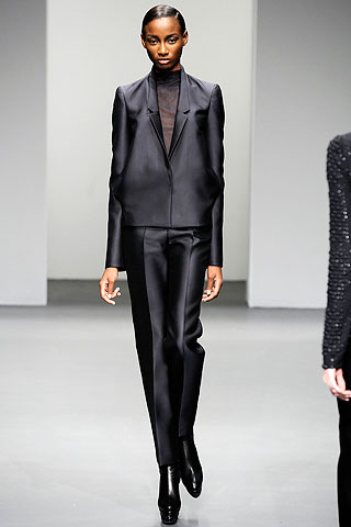 calvin klein 3 NYC FASHION WEEK:  ONES TO WATCH   The Sche Report / Margaret Sche