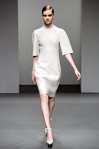 calvin klein NYC FASHION WEEK:  ONES TO WATCH   The Sche Report / Margaret Sche