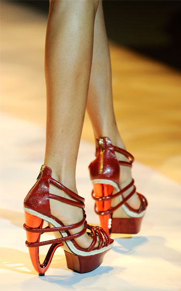 christiansiriano payless1 SPRING 2011 SHOE COLLABORATIONS TO COVET   The Sche Report / Margaret Sche