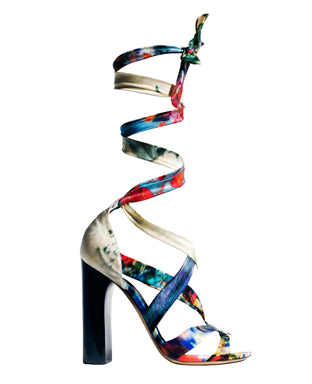 er02 SPRING 2011 SHOE COLLABORATIONS TO COVET   The Sche Report / Margaret Sche