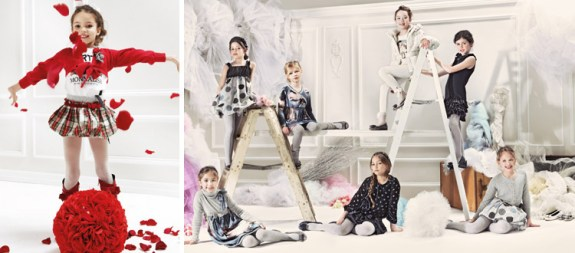 monnalisa 10 1 The Petite Parade:  Kids Fashion Week debuts in NYC   The Sche Report / Margaret Sche