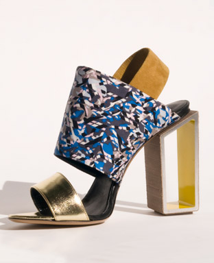 pp01 SPRING 2011 SHOE COLLABORATIONS TO COVET   The Sche Report / Margaret Sche