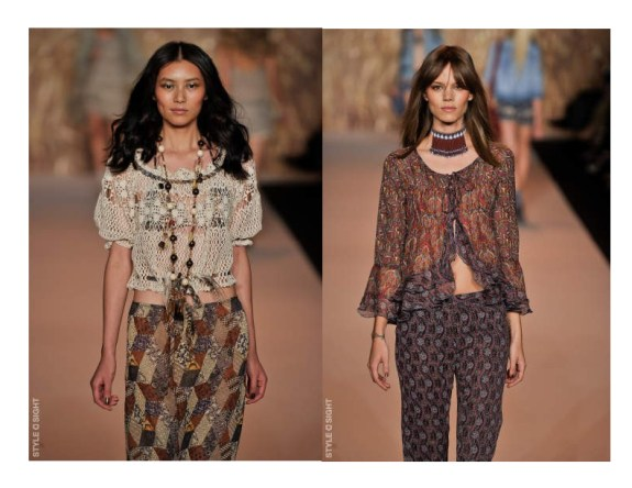 peasant blouse 5 TREND REPORT 2011:  YSL PEASANT BLOUSE REVISITED   The Sche Report / Margaret Sche