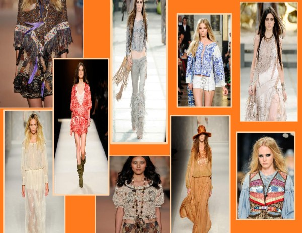 70s   bohemian vintage 1 SPRING/SUMMER 2011 TOP 10 TRENDS:  #1 THE 70S FULL FORCE   The Sche Report / Margaret Sche