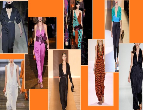 70s   jumpsuit 1 2 SPRING/SUMMER 2011 TOP 10 TRENDS:  #1 THE 70S FULL FORCE   The Sche Report / Margaret Sche