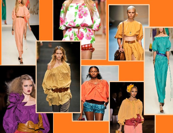 70s   peasant blouse 1 SPRING/SUMMER 2011 TOP 10 TRENDS:  #1 THE 70S FULL FORCE   The Sche Report / Margaret Sche