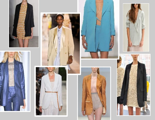 the new length   jackets 1 SPRING/SUMMER 2011 TOP 10 TRENDS:  #3 NEW LENGTHS   The Sche Report / Margaret Sche
