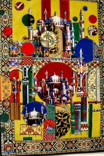 4 abm21210ex mounir20fatmi 5138 GLOBAL INFLUENCE:  Artist MOUNIR FATMI connects Fashion & Art in 2011   The Sche Report / Margaret Sche
