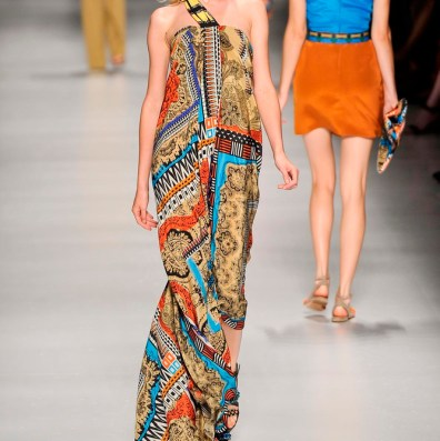 colorful post 1 GLOBAL INFLUENCE:  Artist MOUNIR FATMI connects Fashion & Art in 2011   The Sche Report / Margaret Sche