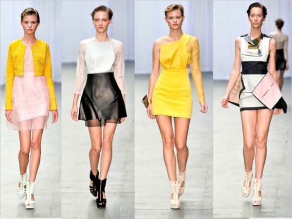 1 31 LONDON FALL 2011:  ONES TO WATCH   The Sche Report / Margaret Sche