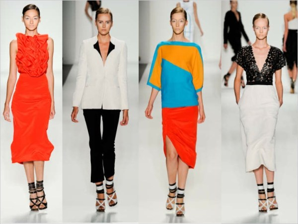 1 6 NYC FALL 2011 COLLECTIONS:  ONES TO WATCH   The Sche Report / Margaret Sche