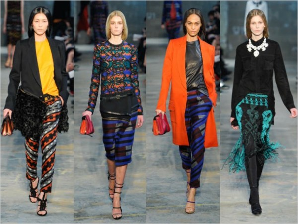 16 NYFW FALL 2011:  TOP 5 PICKS   The Sche Report / Margaret Sche