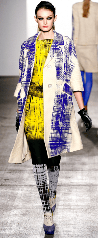 LIBERTINE RETURNS AND MAKES ITS MARK AT NYFW   The Sche Report / Margaret Sche
