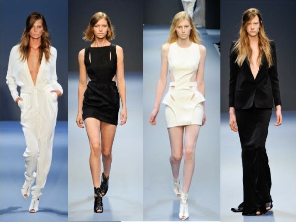 1 2 PARIS FALL 2011:  ONES TO WATCH   The Sche Report / Margaret Sche
