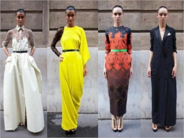 11 PARIS FALL 2011:  ONES TO WATCH   The Sche Report / Margaret Sche