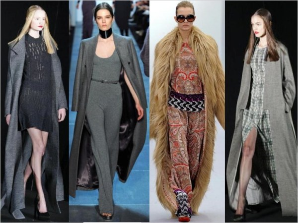 3 FALL 2011 TREND ALERT:  EXTRA LONG COATS   The Sche Report / Margaret Sche