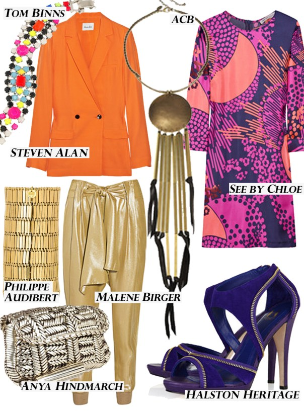 GET THE LOOK:  MOROCCO & YSL   The Sche Report / Margaret Sche
