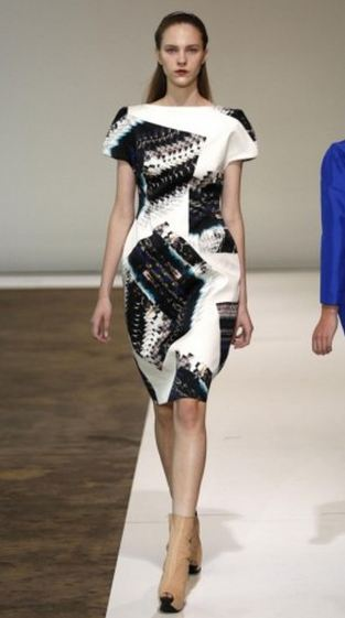 11 AUSTRALIAN FASHION WEEK S/S 2011 STANDOUT: JOSH GOOT   The Sche Report / Margaret Sche