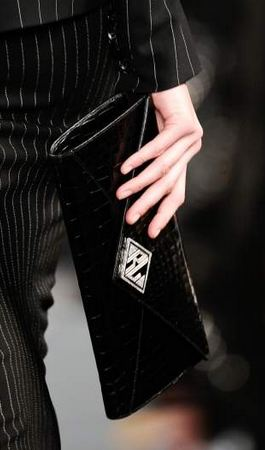 ralph lauren FALL 2011 TREND ALERT: THE ENVELOPE CLUTCH   The Sche Report / Margaret Sche