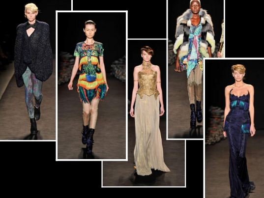 jen kao NYFW SPRING 2012 COLLECTIONS: ONES TO WATCH   The Sche Report / Margaret Sche